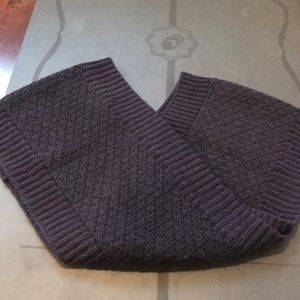 Lululemon wool infinity MAD scarf